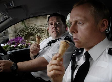 Hot Fuzz Edgar Wright