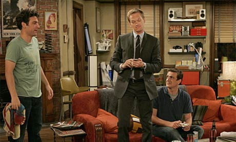 How I Met Your Mother Season Two