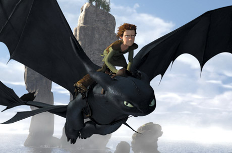 How To Train Your Dragon Dean DeBlois and Chris Sanders