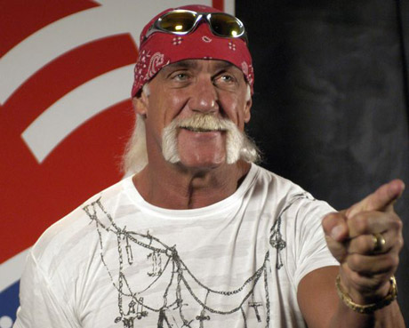Hulk Hogan Always Wanted to Play Bass for Metallica and the Rolling Stones, Brother!