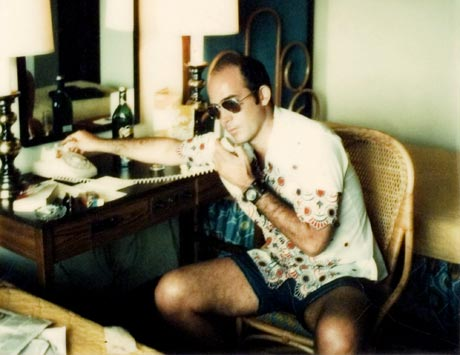 Gonzo: The Life and Work of Dr. Hunter S. Thompson Alex Gibney