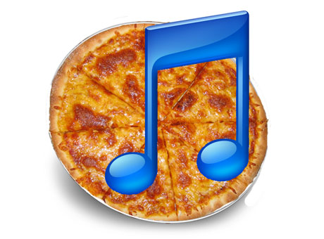 Pizza Hut Offers 75 Free MP3s With Online Orders