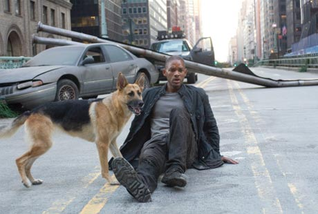I Am Legend Francis Lawrence
