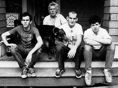 Ian MacKaye Out of Step