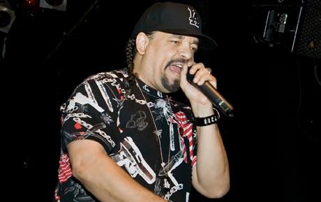 Ice-T Phoenix Concert Theatre, Toronto ON July 26