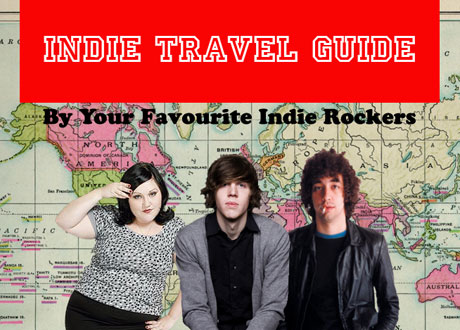 Tokyo Police Club, the Strokes, Gossip Help Write <i>Indie Travel Guide</i>