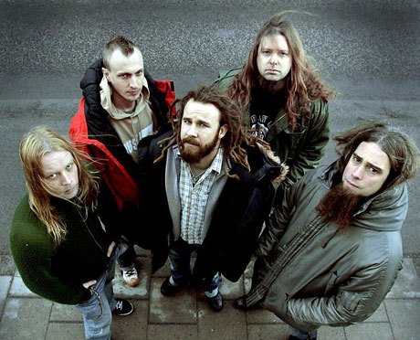In Flames The Jester Race - Black Ash Inheritance / Whoracle / Colony / Clayman