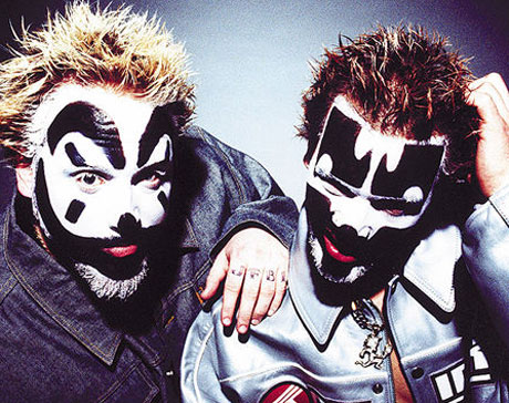 Insane Clown Posse Sued By Fan For Hitting Him With A Soft Drink Bottle At Concert