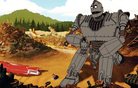 The Iron Giant Brad Bird