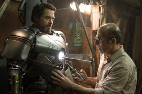 Iron Man Jon Favreau
