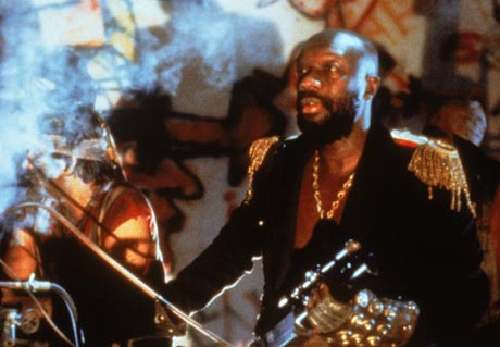 Isaac Hayes The Exclaim! Questionnaire