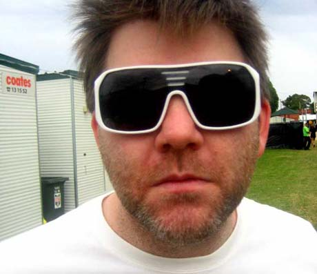LCD Soundsystem's James Murphy Unveils <i>Greenberg</i> Soundtrack Details