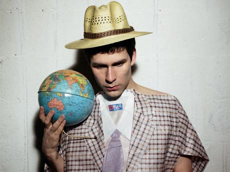 Jamie Lidell Multiply Additions