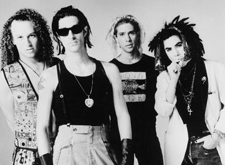 Original Jane's Addiction Reunite For L.A. Gig