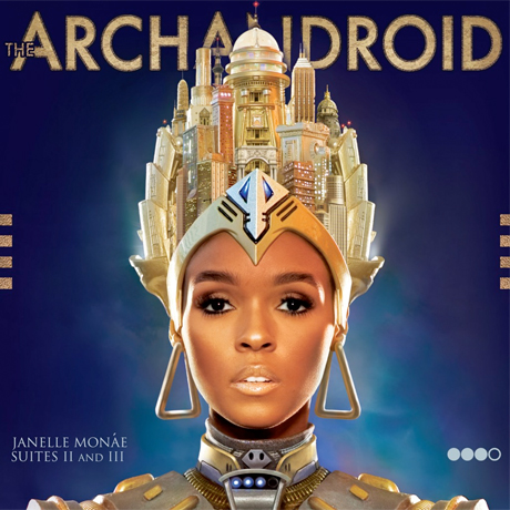 Janelle Monáe Talks <i>The ArchAndroid</i>, Its Multimedia Project and That Crown