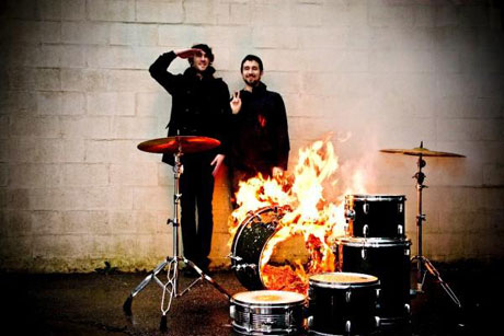 Japandroids Announce Full-Length Debut, CMW Dates