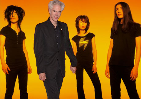 New Jim Jarmusch Move to Feature Music of Boris