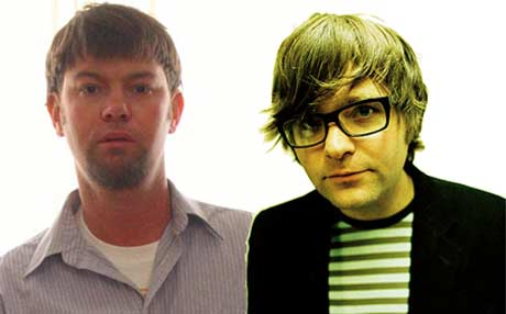 Ben Gibbard and Jay Farrar's Kerouac Album Gets Release Date, Tracklisting