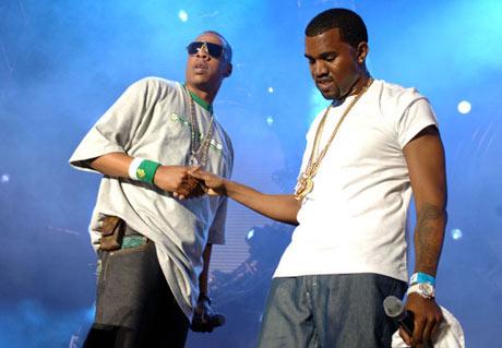 Jay-Z At Work on <i>Blueprint 3</i>