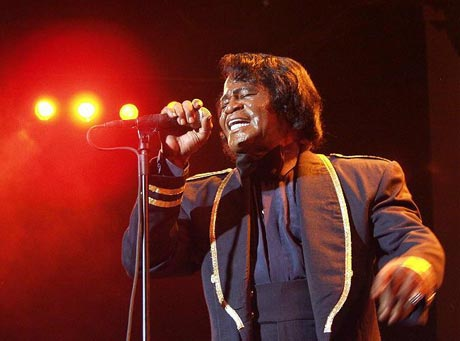 James Brown Tribute Concert