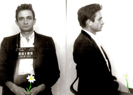 Johnny Cash To Be Pardoned For Flower Picking Crime