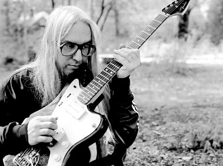 J Mascis Announces Solo Acoustic Album