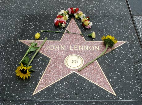 John Lennon's Hollywood Star Mysteriously Disappears