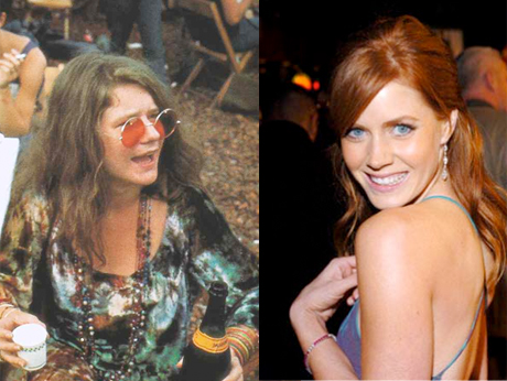 Amy Adams Now Slated to Play Janis Joplin in Biopic