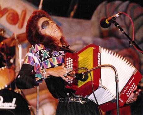 Esteban 'Steve' Jordan, 'the Jimi Hendrix of the Accordion,' Dies at 71