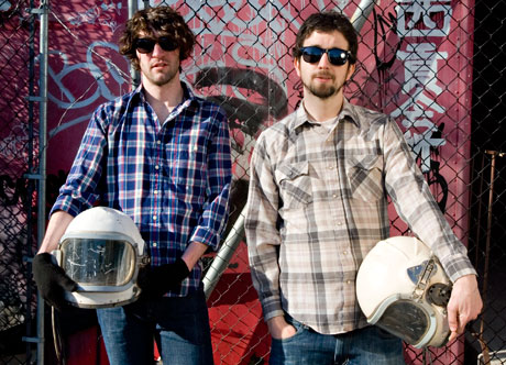 Japandroids Keep Fans Covered