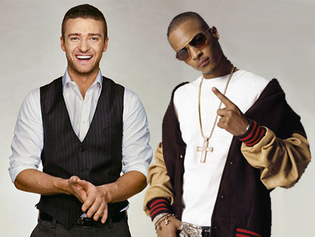 Justin Timberlake and T.I. Drop New Timabland-Produced Single