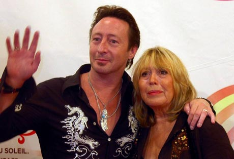 Julian Lennon sells dad's tunes for cash and career