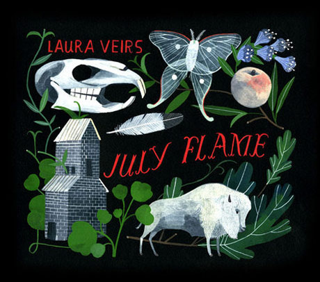 Laura Veirs Sets New Album for January Release, Gets My Morning Jacket's Jim James and Karl Blau to Guest