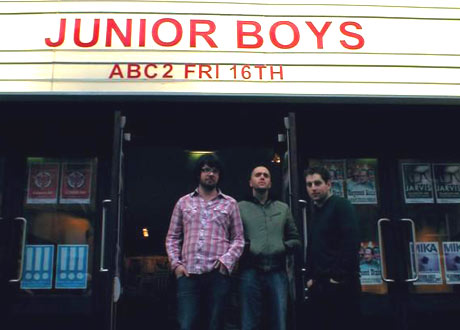 Junior Boys /  Various Body Language Six