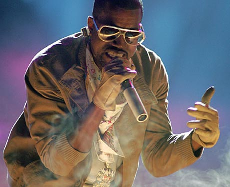 Kanye West Air Canada Centre, Toronto ON - November 9, 2005