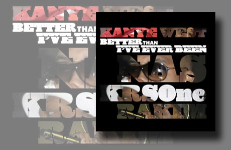 Kanye West, Nas, Rakim and KRS-One 'Classic (Better Than I've Ever Been) – DJ Premier Mix'