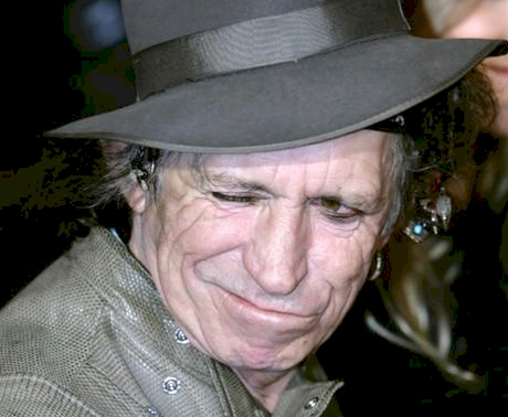Keith Richards Allegedly Attacks Interviewer