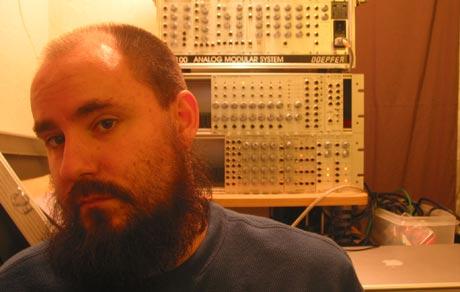 Keith Fullerton Whitman Recorded in Lisbon