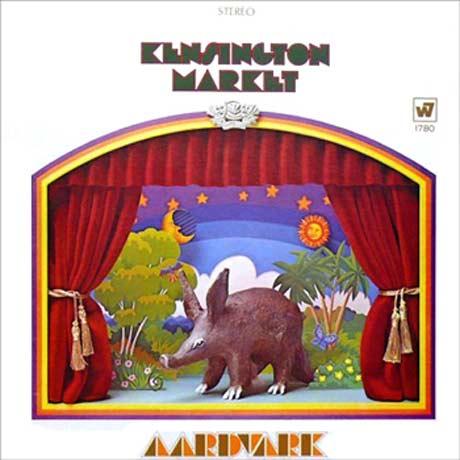 Kensington Market Aardvark