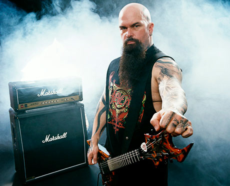 Slayer's Kerry King Promises Two More Albums