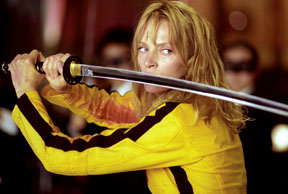 Kill Bill Vol. 1 Quentin Tarantino