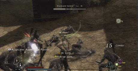 Kingdom Under Fire: Circle of Doom Xbox 360