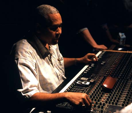 King Jammy King at the Controls