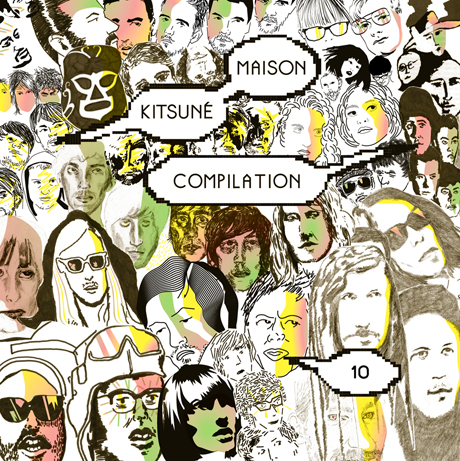 Hot Chip's Alexis Taylor, Digitalism, Yelle Team Up for Tenth <i>Kitsuné Maison</i> Comp