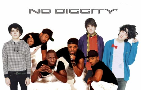 Klaxons 'No Diggity' (Blackstreet Cover)