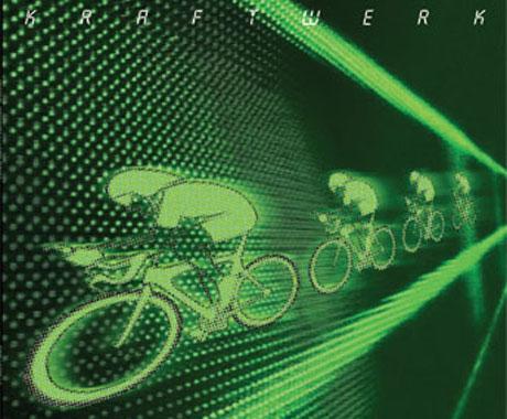 "Kraftwerk ""Aerodynamik (Hot Chip's Intelligent Design Mix)"" / ""La Forme (Hot Chip's King Of The Mountains Mix)"""