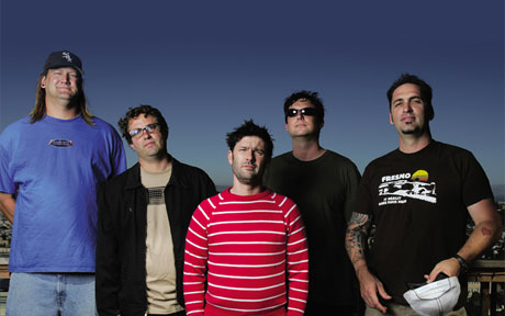 Lagwagon's Joey Cape