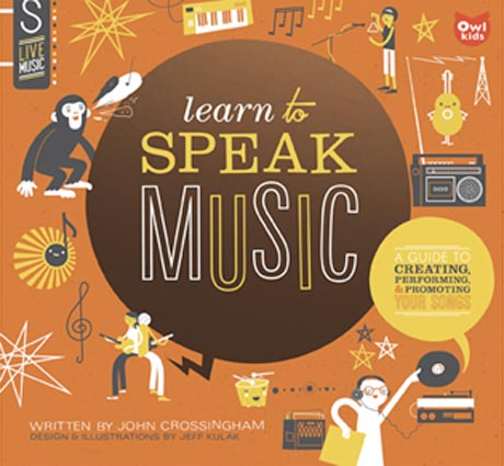 Broken Social Scene's John Crossingham Writes Children's Book