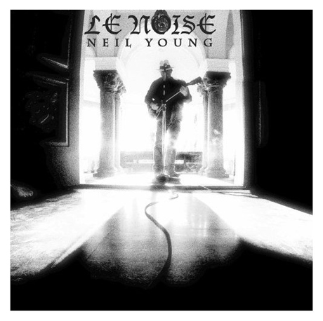 Neil Young's <i>Le Noise</i> Gets Album Cover, Tracklist