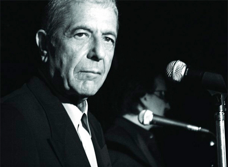 Update: Leonard Cohen Announces World Tour Dates